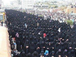Women in Support of Islamic Movement in Nigeria