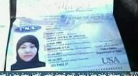 Syrian TV Nicole Mansfield USA passport