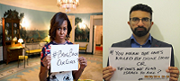 counter from facebook to Obama's Bring Back Our Girls