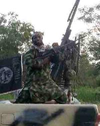 Shekau in northern Nigeria