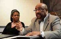 Lincoln University President Robert Jennings